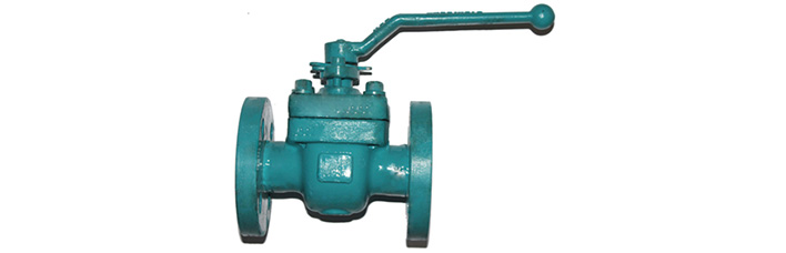 top floating ball valve