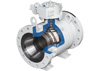 Forged Steel Trunion Mounted Ball Valves