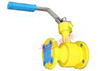 1 Piece Forged Floating Ball Valve